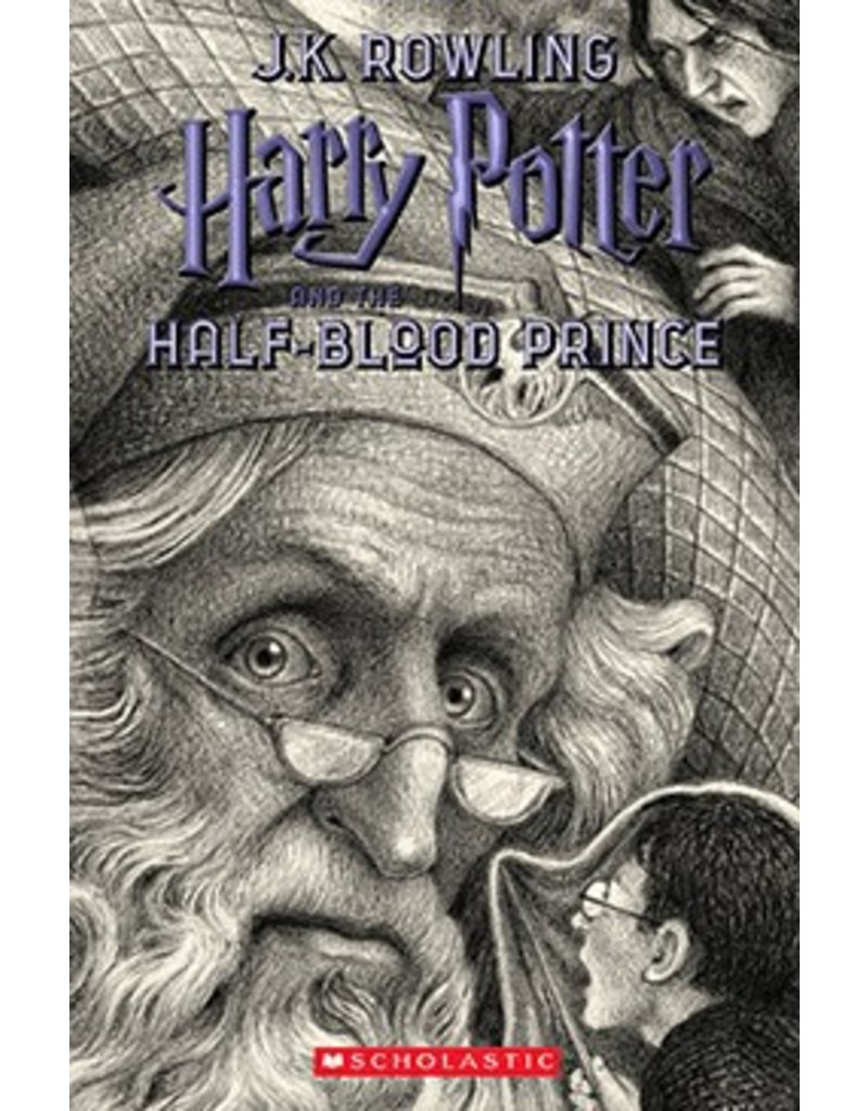 Scholastic Harry Potter & the Half-Blood Prince