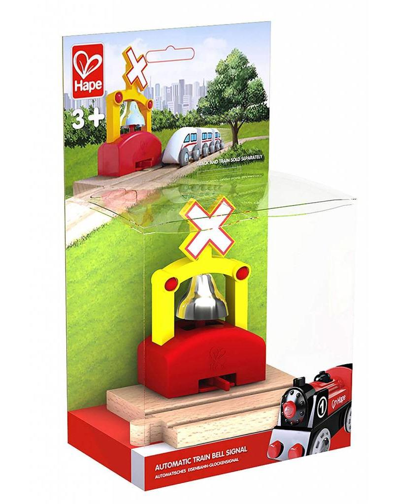 Hape Automatic Train Bell Signal