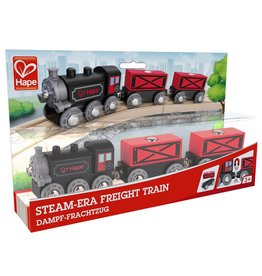 Hape Steam-Era Freight Train