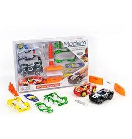 Thoughtfull Toys Modarri Deluxe 2 Car Rescue