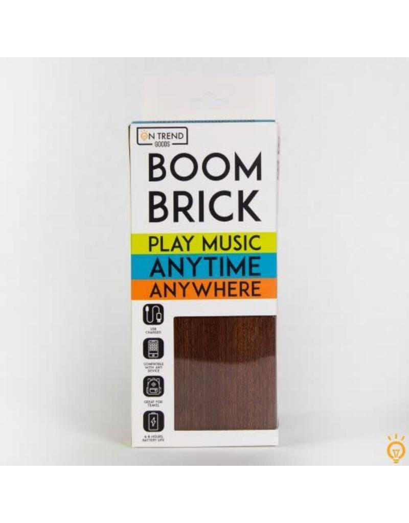 On Trend Goods Boom Brick