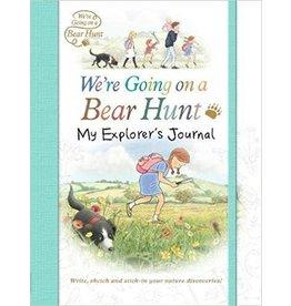 Random House We're Going On a Bear Hunt Journal