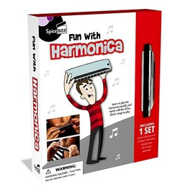 Toysmith Fun with Harmonica