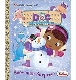 RH Childrens Books Snowman Surprise