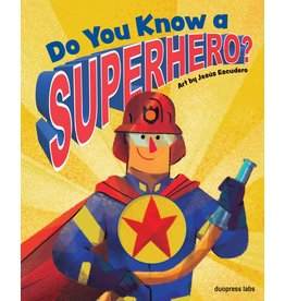 Workman Pub Do You Know a Super Hero