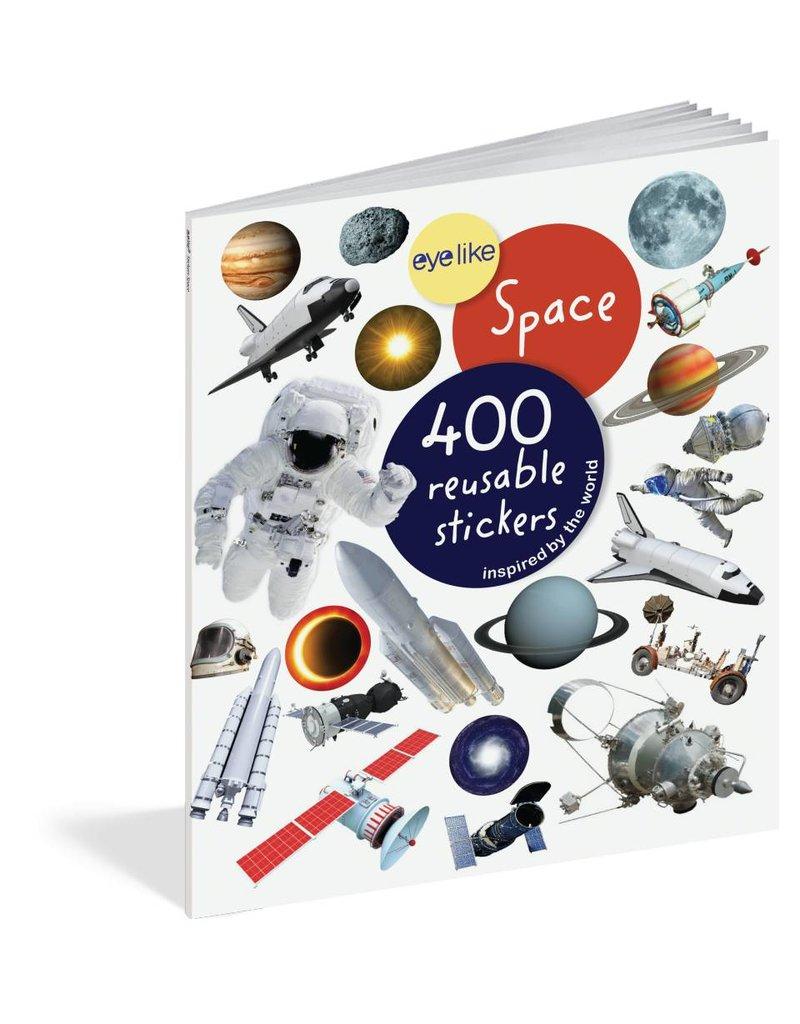 Workman Pub EyeLike Space Stickers