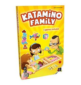 Gigamic Katamino Family