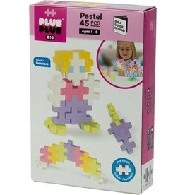Plus Plus Plus-Plus BIG - 45 pc Pastel