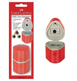 Faber-Castell Trio Pencil Sharpener