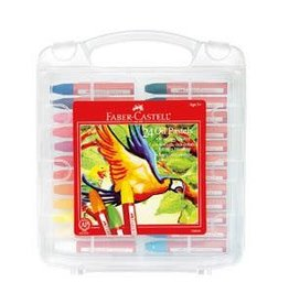 Faber-Castell 24ct Oil Pastels