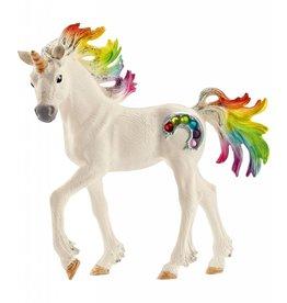 Schleich Rainbow unicorn, foal