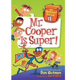 Harper Collins Mr. Cooper Is Super!
