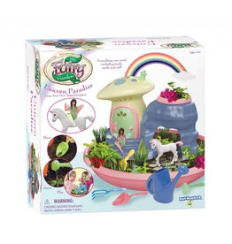 PLAYMONSTER My Fairy Garden Unicorn Paradise