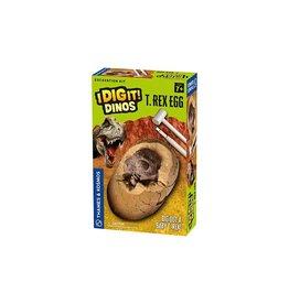 Thames and Kosmos I Dig It! Dinos - T. Rex Egg Excavation Kit