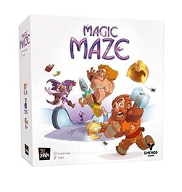 ACD Distribution Magic Maze