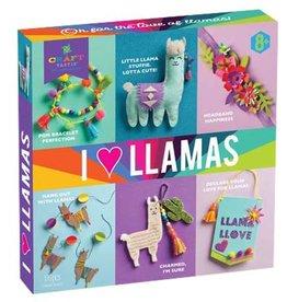 I Love Llamas Kit