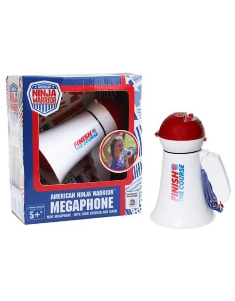 American Ninja Warrior Megaphone