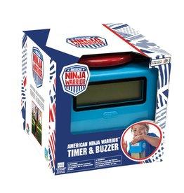 B4 Adventure American Ninja Warrior Timer & Buzzer