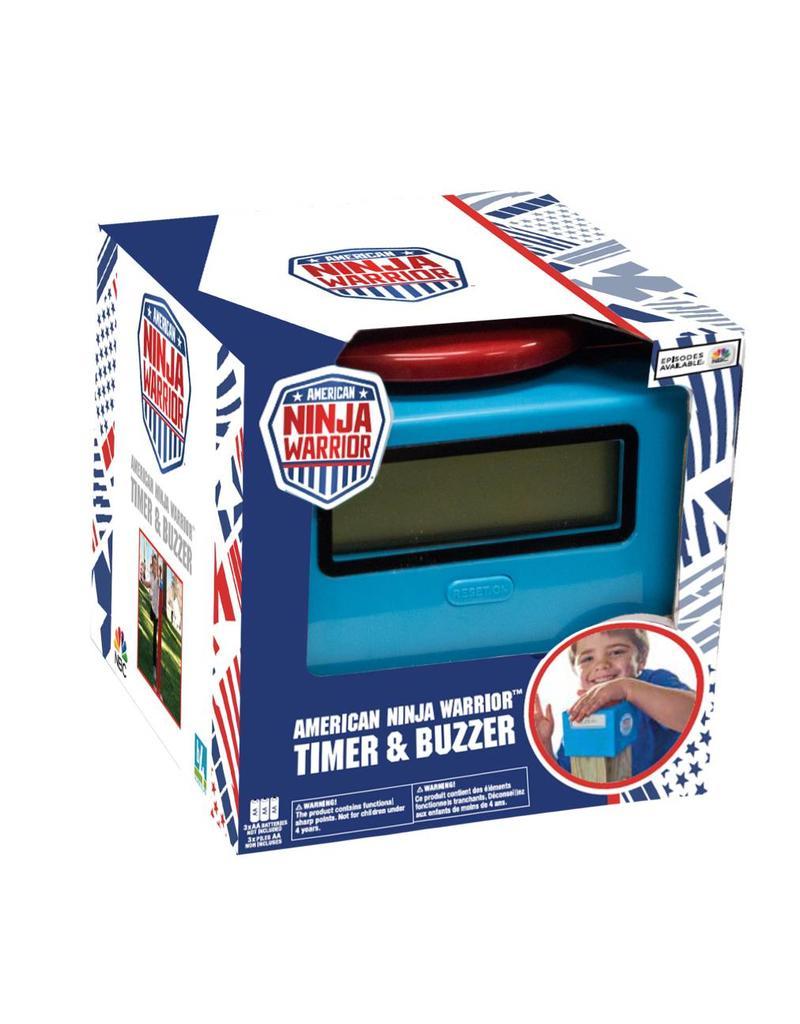 American Ninja Warrior Timer & Buzzer