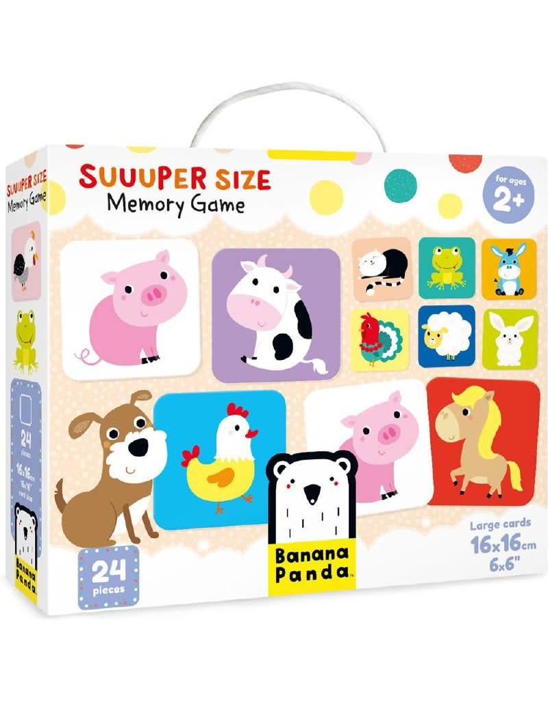 SUUUPER Size Memory Game