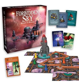 Castle Toys Forbidden Sky