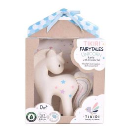 Tikiri Fairytales Unicorn Rattle