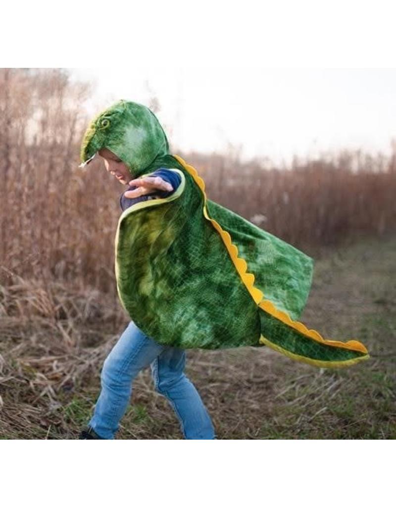 T-Rex Hooded Cape