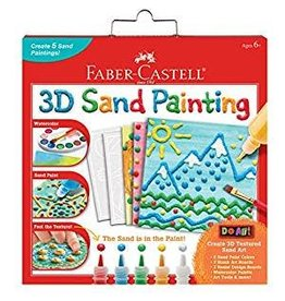 Faber-Castell Do Art 3D Sand Painting
