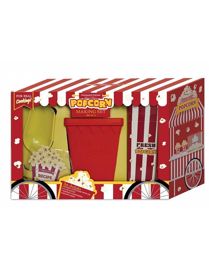 Popcorn Making Set