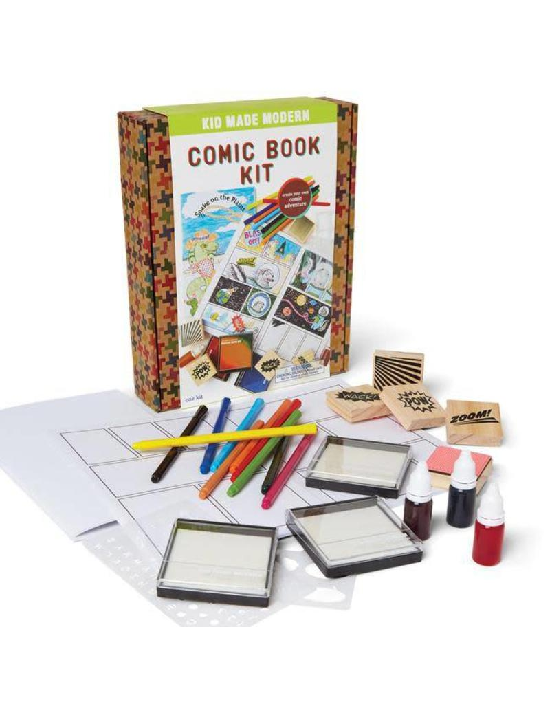 Kids Made Modern Comic Book Kit