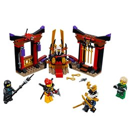 Lego LEGO Ninjago Throne Room Showdown