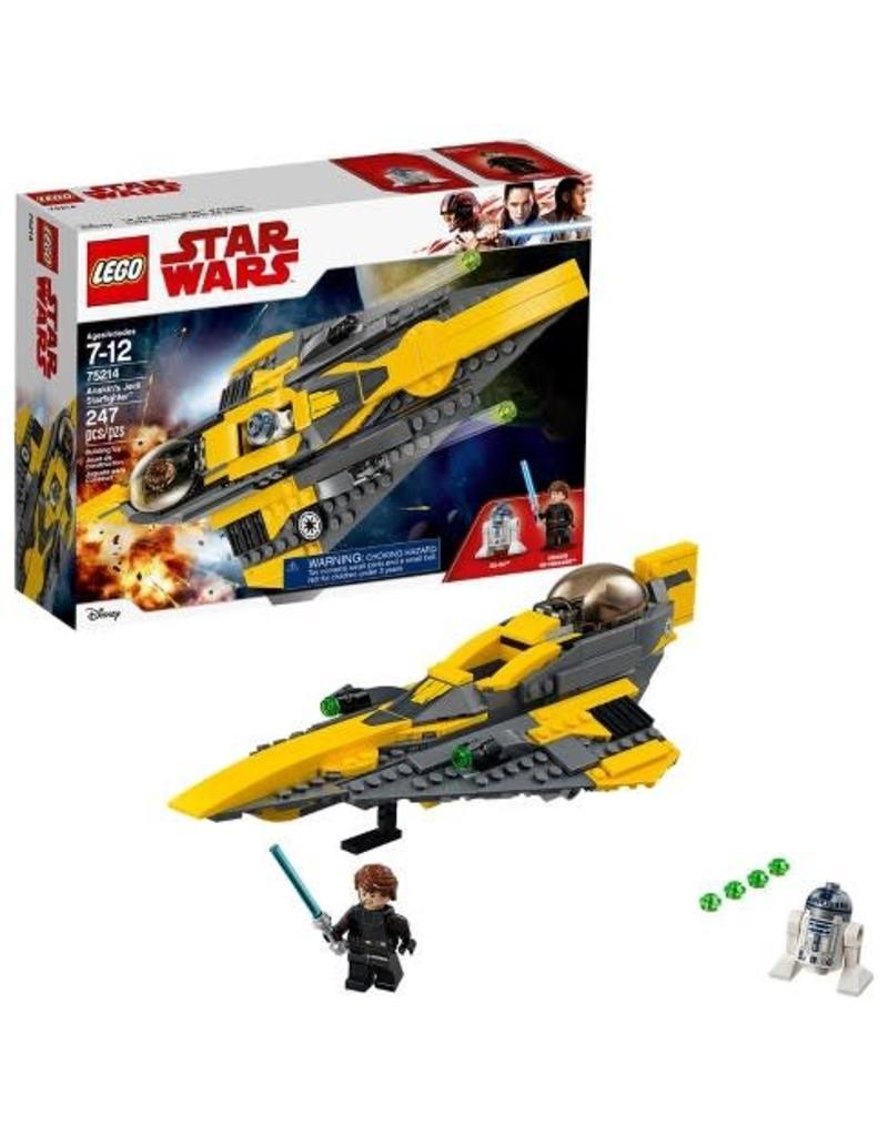Lego LEGO Star Wars Anakin Starfighter