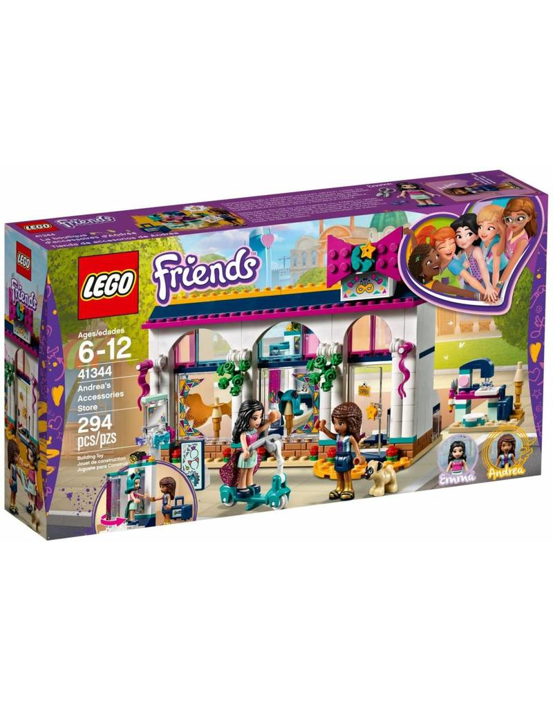 Lego LEGO Friends Andrea's Accessories Store