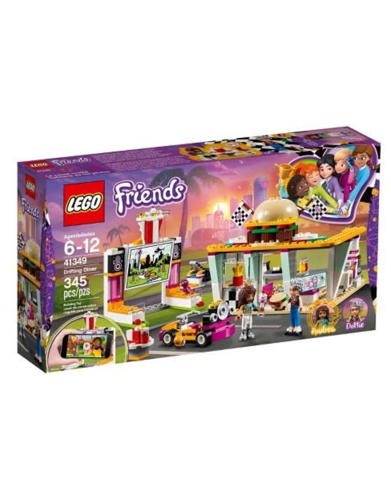 Lego LEGO Friends Drifting Diner