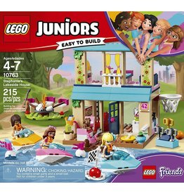 Lego LEGO Juniors Stephanie's Lakeside House