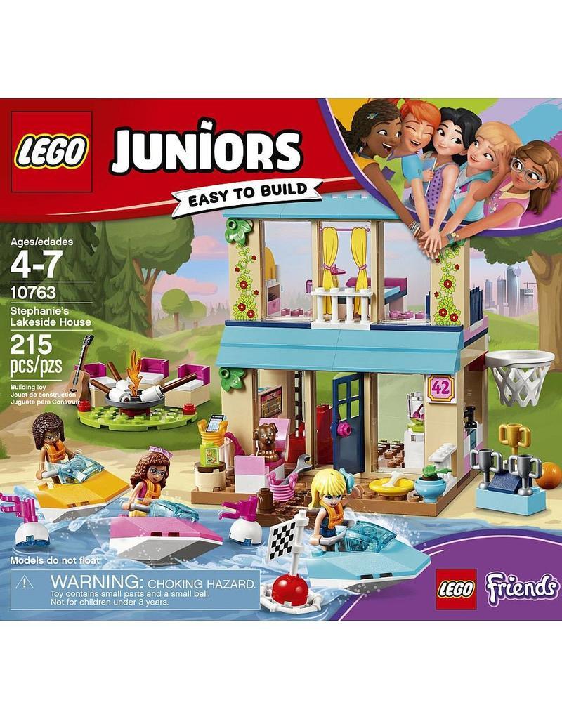 Lego LEGO Juniors Stephanie's Lakeside House