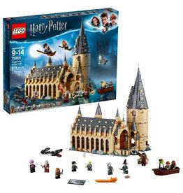 LEGO Hogwart's Great Hall