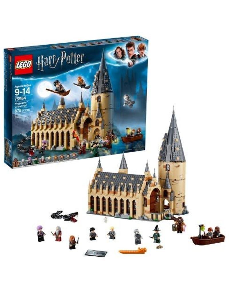LEGO Hogwart's Great Hall