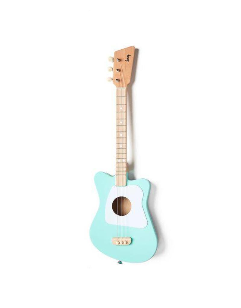 Loog Mini Mint Guitar