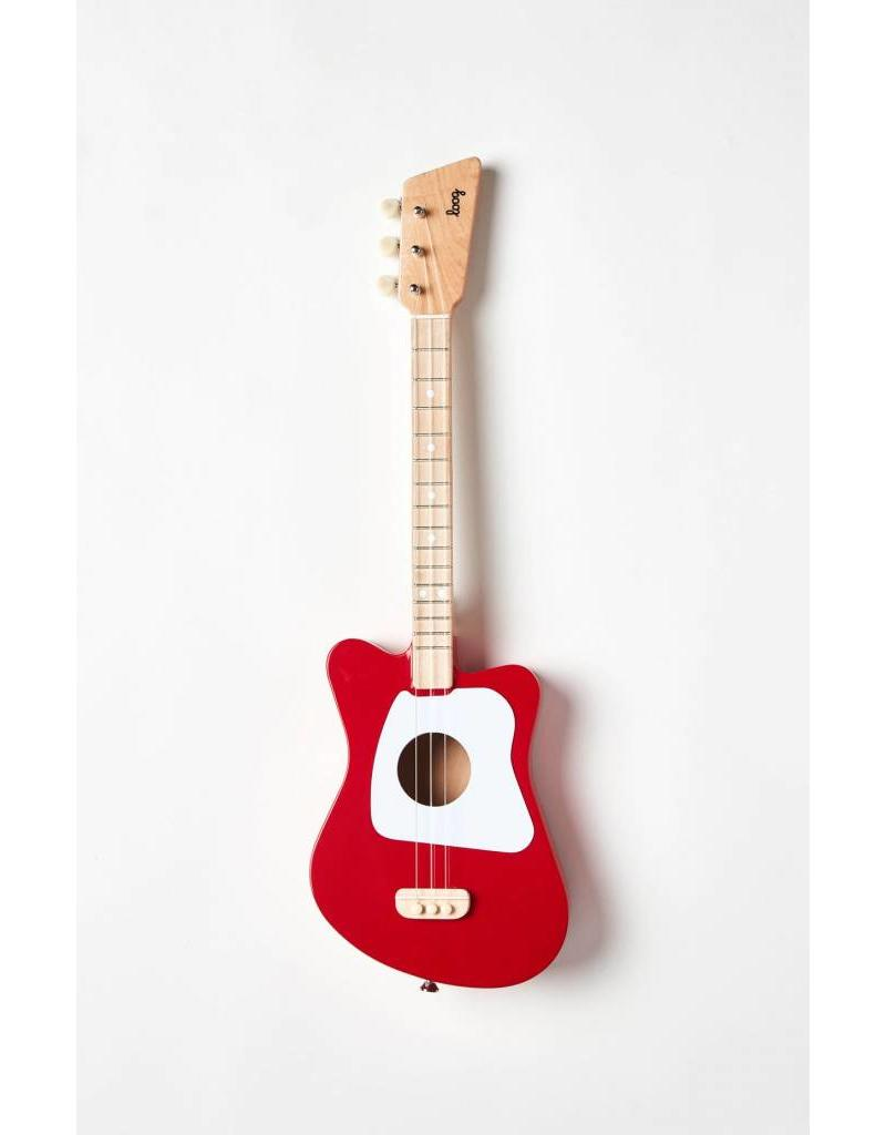 Loog Mini Red Guitar
