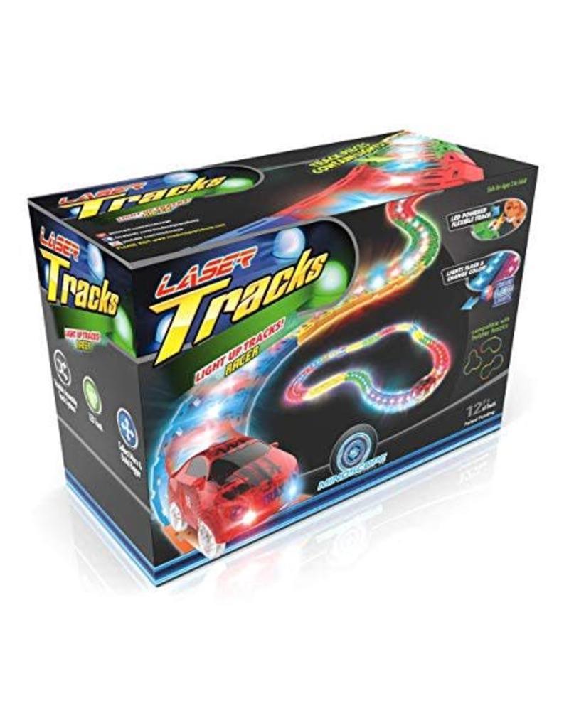 Twister Tracks LED Tracks - Red Car
