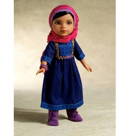 Heart to Heart Shola - Afghanistan Doll