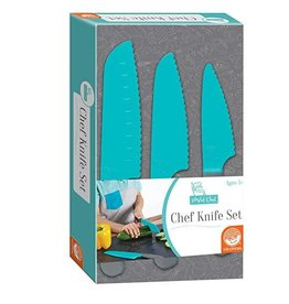 Mindware Playful Chef Knife Set
