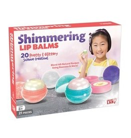 Quarto Shimmering Lip Balm Science