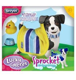 Reeves Sprocket Bath Time Puppy