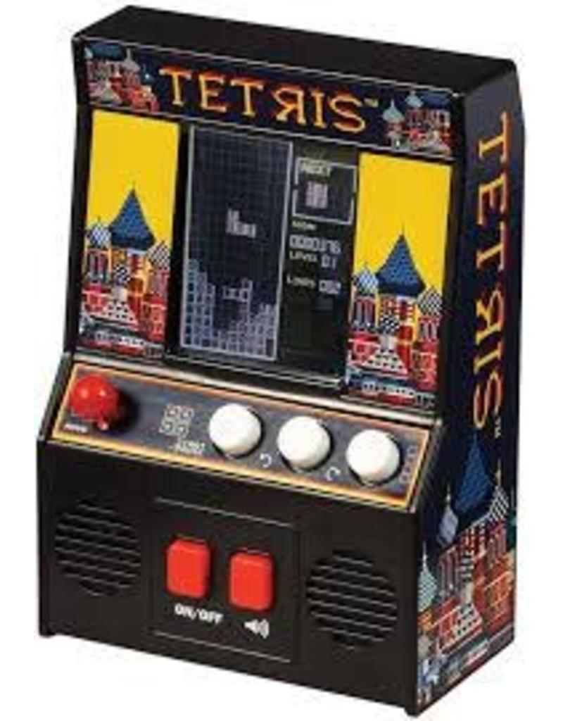 Retro Mini Arcade Tetris