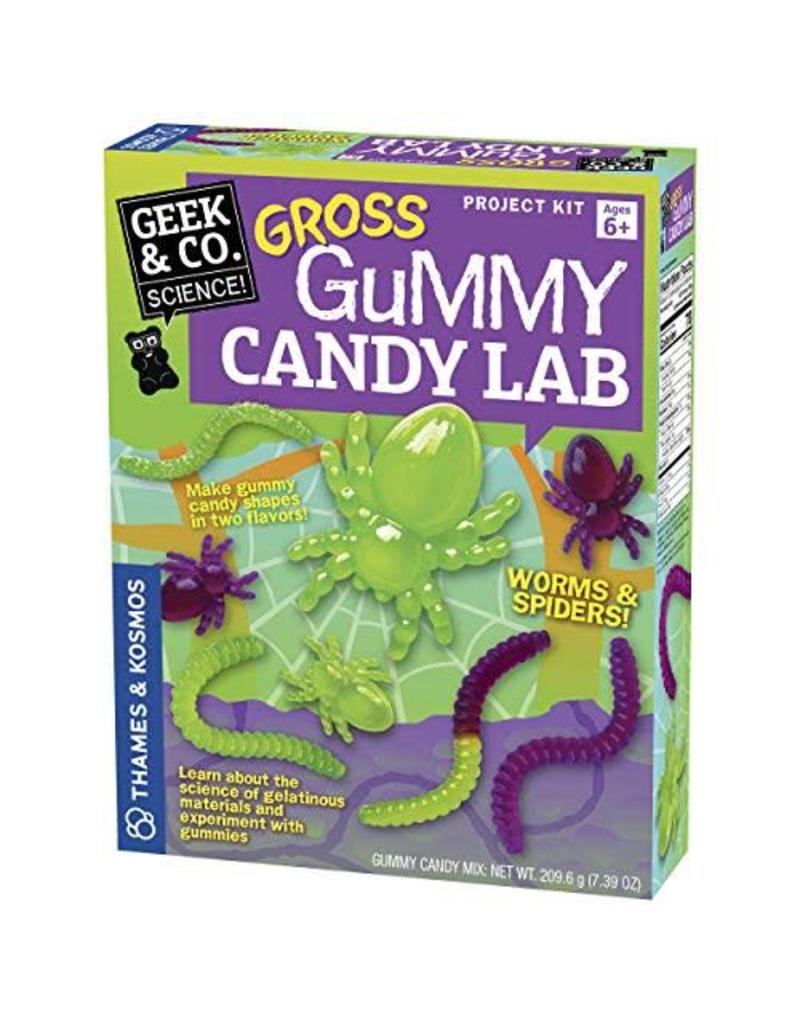 Thames and Kosmos Gross Gummy Candy Lab