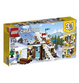 Lego LEGO Creator Modular Winter Vacation
