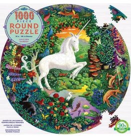 Unicorn Garden 1000 Pc