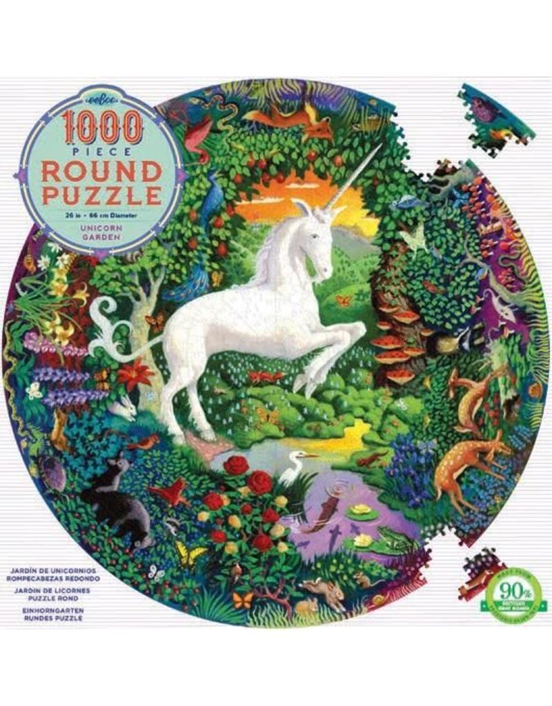 Unicorn Garden 1000 Pc